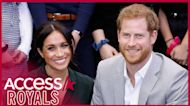 Meghan Markle & Prince Harry Donate Diapers To Homeless Pregnant Women