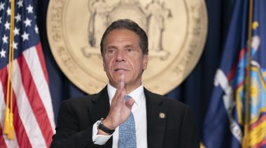 """NY Gov. Andrew Cuomo Outlines State Emergency Plans In Midst Of Holiday Spike (""""Covid Is The Grinch"""") As NYC..."""