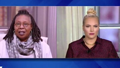 'The View': Meghan McCain Doubles Down on CDC Criticism Over Vaccine Rollout: 'I Blame the Messaging' (Video)