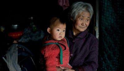 中國超老齡化 源於中共合法性的騙局(圖) - 戈御詩 - 觀點評析