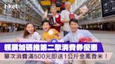 【5000元消費券】領展推第二擊消費券優惠 單次消費滿500元即「得米」1公斤 - 香港經濟日報 - 理財 - 精明消費