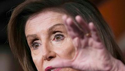 Nancy Pelosi rips into capitalism, saying it 'has not served our economy as well as it should'