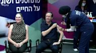 Israel launches booster shots for over-60s