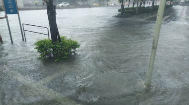 北北基14縣市豪大雨 石門等6水庫放水、新北市五股警戒 --上報