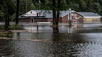 'New Norm': A Town That Florence Is Flooding Was Last Underwater Just 2 Years Ago