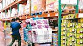 台灣168/量販業網路銷售業績大增