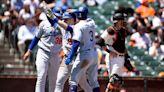 Giants observations: Anthony DeSclafani surrenders Dodgers sweep