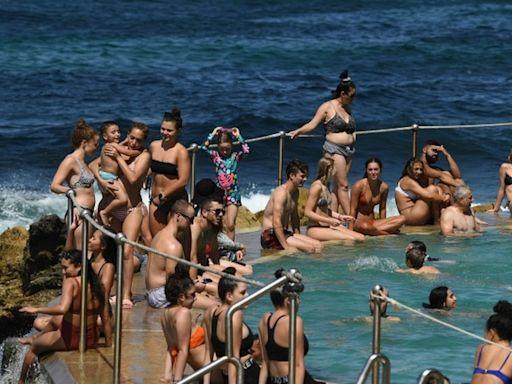 Sydney records hottest November night on record