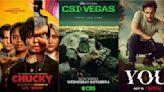 【10月美劇攻略】《CSI犯罪現場》和《恰吉》都回來了!盤點8部最受期待影集