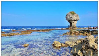 【小鎮3.0】屏東琉球-海天一色療癒美景 流連珊瑚海島風光   蕃新聞
