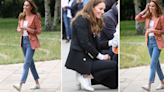 Here's Where You Can Find Kate Middleton's Favorite Comfy Veja Sneakers