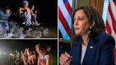 US to send $310M to Central America, train Guatemala 'task force': Kamala Harris