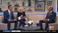 CBS2 Sits Down With Democratic NYC Mayoral Candidate Eric Adams