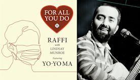 """""""For All You Do"""", Raffi's Tribute to Essential Workers, Is a Must-Listen For All KidsaRaffi's New Tribute to ..."""