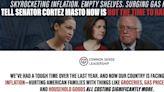GOP aligned group spotlights 'skyrocketing inflation' to target potentially vulnerable Senate Democrats