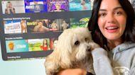Lucy Hale Reveals Netflix Shows to Binge | Through My Queue | Cosmopolitan