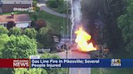 Multiple Injuries Reported After Gas Explosion In Pikesville