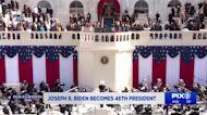 Joe Biden sworn in as 46th president