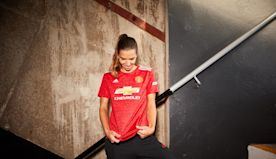 Tobin Heath Feels Weight Of Tradition At Manchester United—And Has Lofty Goals For Her First Season