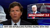Tucker Carlson: Republicans Who Voted for Trump's Impeachment Are 'Dumb and Guilty' (Video)