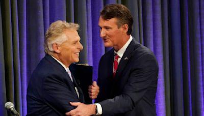 CBS News poll: Vaccine, economy drive tight Virginia governor's race