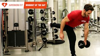 This Move Builds Lower Body Super Strength One Leg at a Time