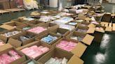 私設產線 精碳2度違法賣口罩