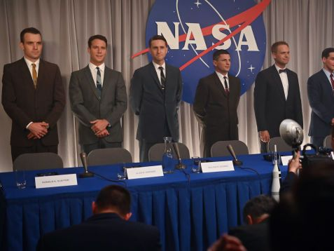 The space-race drama of Disney+'s The Right Stuff is a little too earthbound