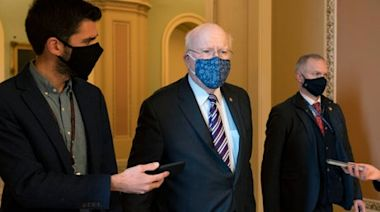 Patrick Leahy: US Senator set to preside over Trump impeachment trial is hospitalised