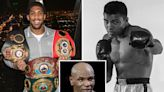 Humble Mike Tyson rejects Anthony Joshua's claim he would beat Muhammad Ali