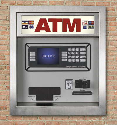 History this week : First ATM withdrawal