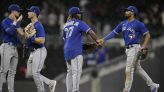 The Latest: MLB's Blue Jays adding fully vaccinated sections
