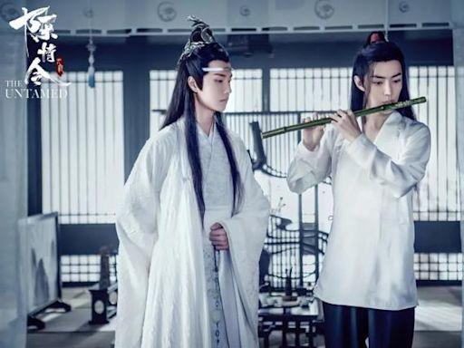 在泰國大熱的中國劇,呈現雙生雙花格局,王一博譚松韻皆有代表作