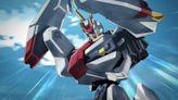 【試片】《境界戰機》日昇機人家族最新成員 這是實戰版的鋼彈創鬥者嗎?