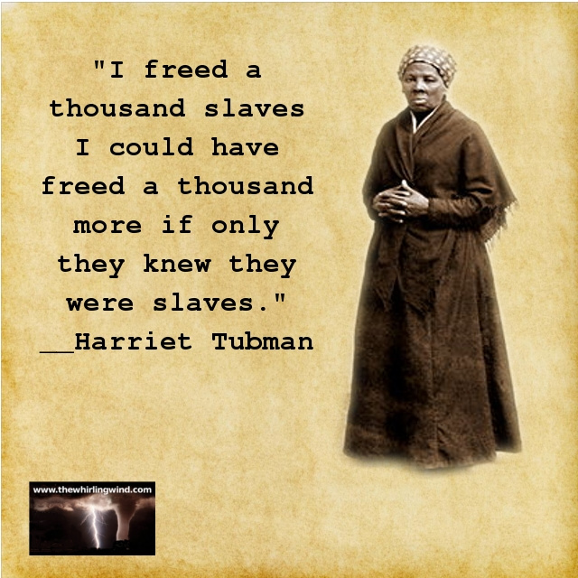 Harriet Tubman Shouldnt Be On The 20 Dollar Bill Africanamerica