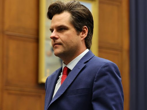 Gaetz associate's lawyer says case is 'must see television' as congressman continues to tweet about Trump's 'Big Lie'