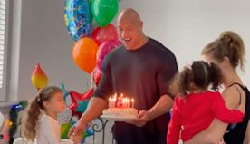 Dwayne 'The Rock' Johnson Celebrates 'Lil Tornado' Daughter Jasmine's 5th Birthday: 'We Love You'