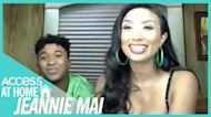 Jeannie Mai Raves Over 'DWTS' Competitors Skai Jackson & AJ McLean