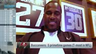 Lavonte David previews Bucs' opener vs. Cowboys in Week 1