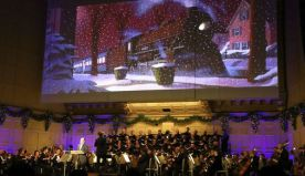 From the Pops, season's greetings steeped in tradition - The Boston Globe