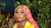 Nicki Minaj Gives Us Vintage Barbie Vibes In A Bubble Gum Pink Bob Done By Arrogant Tae