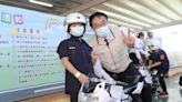 交通安全觀念從小紮根 南市推「交通安全月-小小警察」宣導活動