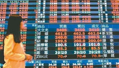 美股開高走高 台股漲35點開在16,816點