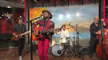 "Saturday Sessions: J.S. Ondara performs ""Lebanon"""