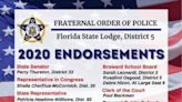 Once coveted endorsements from police unions become more problematic for candidates in new era of skepticism toward cops