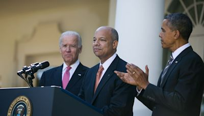 Texas Democrat Cuellar, Lindsey Graham call on Biden to appoint Jeh Johnson as border czar