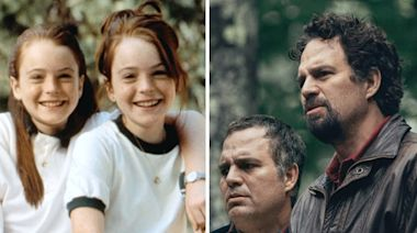23 Actors Who Have Played Twins, From Lindsay Lohan to Mark Ruffalo (Photos)