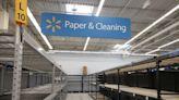 CA 'Panic Shopping' 2.0: Walmart, Costco Supplies Low Again