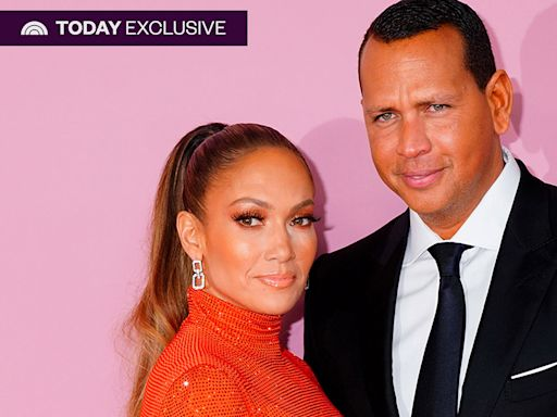 Jennifer Lopez and Alex Rodriguez announce breakup in TODAY exclusive