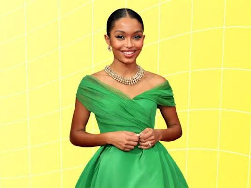 For Yara Shahidi, Style Right Now Is All About Color, Confidence, and a Great Trouser